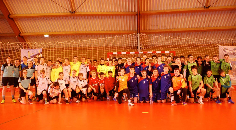 règlement handball officiel